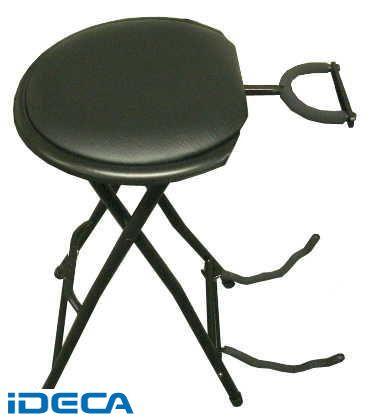 【個数:1個】DM19948 ギタースタンド付き弾き語り用椅子