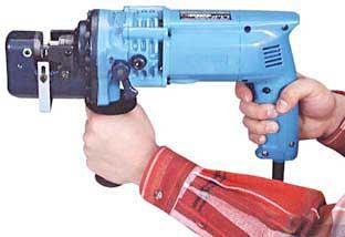 AW29412 油圧式パンチャー