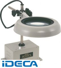 AS43934 照明拡大鏡 SKK-D SKK-D ラウンド15倍