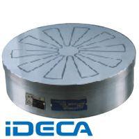 【受注生産品 納期-約4ヶ月】DS60902 丸形電磁チャック (スターポール形)