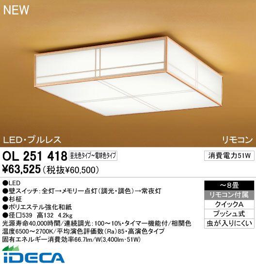 KT54235 LEDシーリングライト