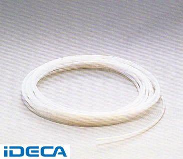 FN86556 フッ素樹脂 チューブ PTFE テフロンチューブ インチサイズ 10m 3.17×6.35