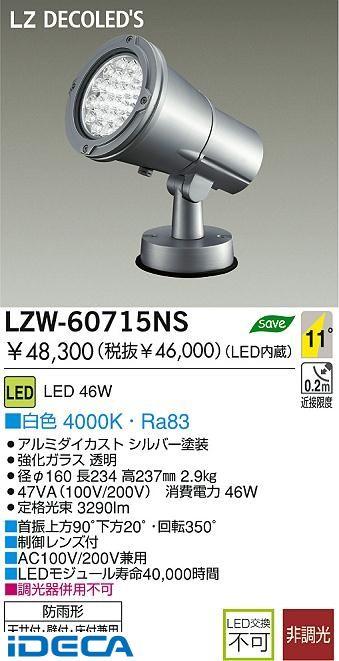 BN21246 LED屋外スポットライト【送料無料】