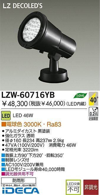 CP35173 LED屋外スポットライト【送料無料】