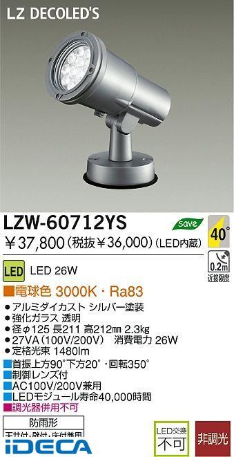 HV28752 LED屋外スポットライト【送料無料】