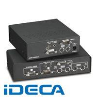 【キャンセル不可】DR57933 CATX KVMエクステンダ音声232・Dアクセス