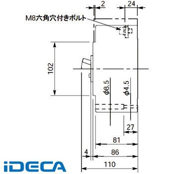GU87718 サーキットブレーカ BCW型【キャンセル不可】