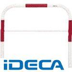 【個数:1個】DU99206 直送 代引不可・他メーカー同梱不可 鉄製ゲートタイプ 赤白