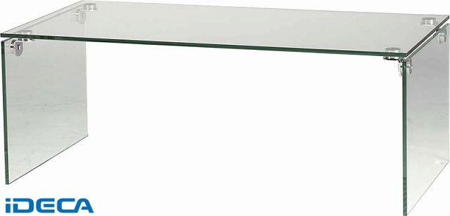【個数:1個】FL19224 「直送」【代引不可・他メーカー同梱不可】 ガラステーブル