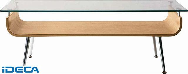 【個数:1個】HT82508 直送 代引不可・他メーカー同梱不可 ガラステーブル