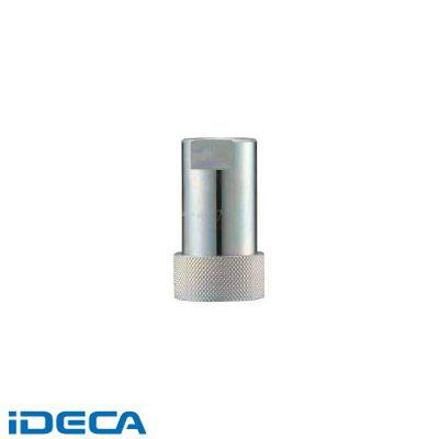 JS07135 クイックカップリング HP型 特殊鋼製 高圧タイプ オネジ取付用