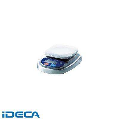 【使用地域の記入が必要】【個数:1個】CL29985 直送 代引不可・他メーカー同梱不可 防塵防水デジタルはかり【検定付・1区】