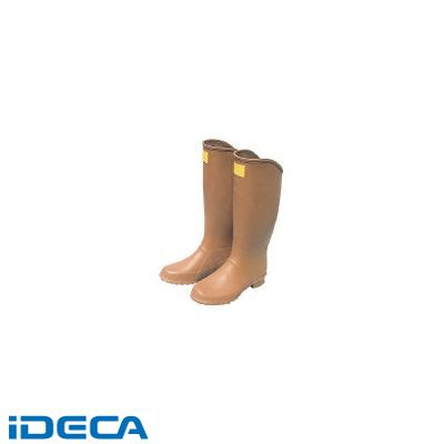 EL19594 電気用ゴム長靴25.5cm