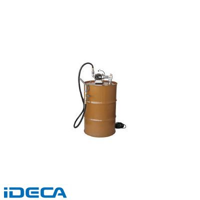 【スーパーSALEサーチ】【あす楽対応】HV02575 ドラム缶用電動オイルポンプ