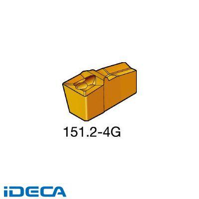 【あす楽対応】DN09278 【10個入】 T-Max Q-カット 突切り・溝入れチップ 2135