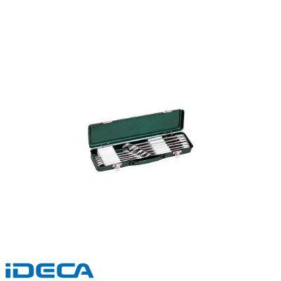 BU25287 切替式ラチェットめがねレンチセット 10pcs
