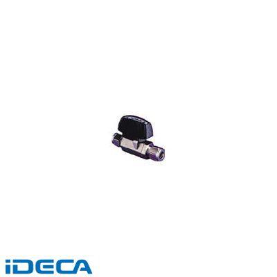DM60274 ステンレス鋼製3.92MPaパワフル継手付ボール弁