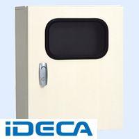 JS50089「直送」【代引不可・他メーカー同梱不可】 窓付制御盤キャビネット