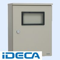 DM40134 直送 代引不可・他メーカー同梱不可 ステンレス製屋外窓付盤キャビネット 水切防水形