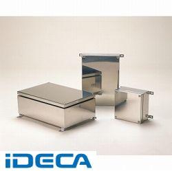 JS84987 直送 代引不可・他メーカー同梱不可 SLB型外部取付足付防水・防塵ステンレスボックス