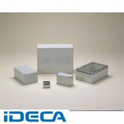 JU25559 「直送」【代引不可・他メーカー同梱不可】 DPCP型防水・防塵ポリカーボネートボックス