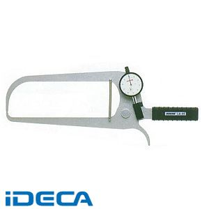 FS64503 ダイヤルキャリパーゲージ LA 外測 タイプ 外径・厚さ測定用 PK129122