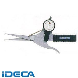 CN22722 ダイヤルキャリパーゲージ LB 内測 タイプ 内径・溝幅測定用 PK130032