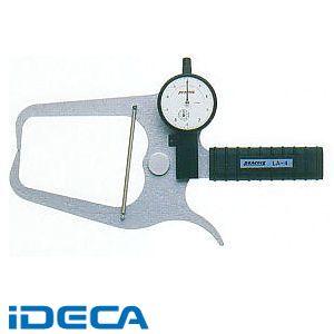 ER50576 ダイヤルキャリパーゲージ LA 外測 タイプ 外径・厚さ測定用 PK129032