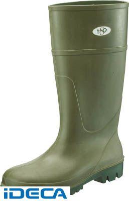 DS97361 安全長靴 ソフタンブーツ 25.5cm