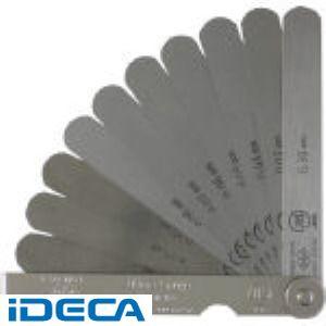 DU86643 JIS規格すきまゲージ100A25 0.03-1.0MM