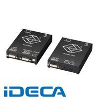 【キャンセル不可】HN51016 CAT5エクステンダ DVI-D*シングル PS2