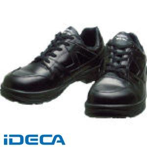 KR74996 安全靴 短靴 8611黒 24.0cm