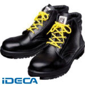 HU00356 静電中編上靴 25.5cm