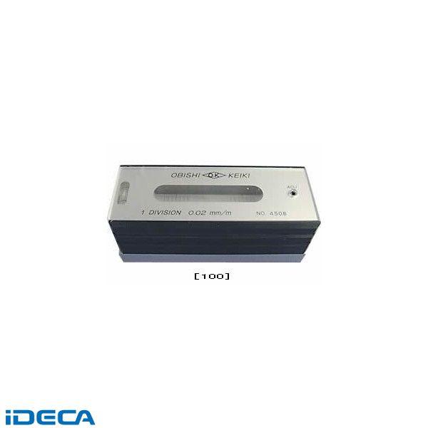 AM49612 平形水準器 工作用 呼び100 感度0.05【送料無料】