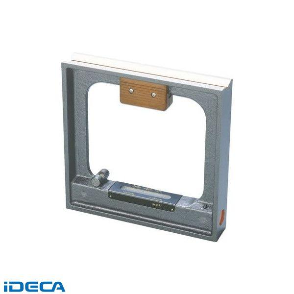 DR91393 角形水準器 工作用 呼び300 感度0.1【送料無料】