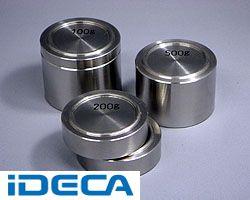 【個数:1個】GU54511 「直送」【代引不可・他メーカー同梱不可】 円盤型分銅F2級10kg