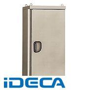 JU82491 「直送」【代引不可・他メーカー同梱不可】 [OE-DA] 屋外用熱対策自立キャビネット・遮光板付タイプ