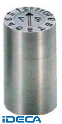 【個数:1個】AV33740 直送 代引不可・他メーカー同梱不可 P型金型デートマークYM型 10mm【キャンセル不可】