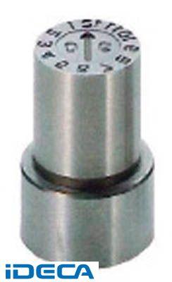 【個数:1個】JM70447 「直送」【代引不可・他メーカー同梱不可】 P型金型デートマークOM型 10mm【キャンセル不可】