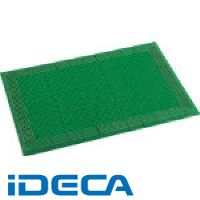 【個数:1個】CM09660 テラモト テラエルボーマット900×1800mm緑