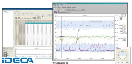 KL06671 環境騒音データ処理ソフトウェア