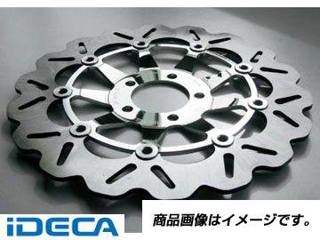 GU48447 ウェーブローター φ320 フローティングタイプ インナーメッキ F CBR1000RR 06-07