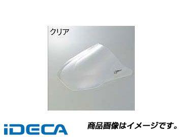 BS93336 スクリーン ダブルバブル クリア YZF-R1 07-08
