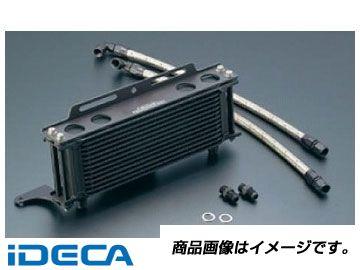 HR60951 OILクーラーKIT ストレート #6 9-13R BLK仕様 GSX750S 3型