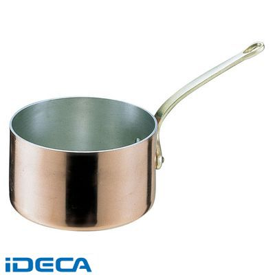 AL82785 SAエトール銅 片手深型鍋 21