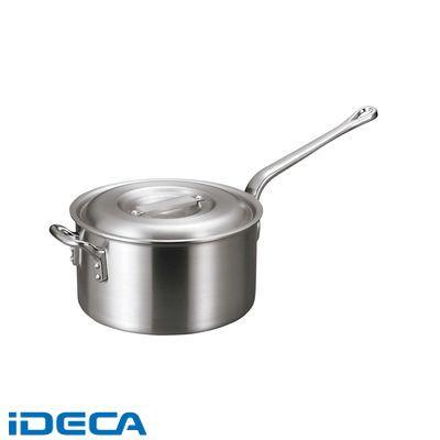 AP46954 アルミ バリックス 片手鍋 磨き仕上げ 24
