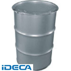 【個数:1個】BN47945 「直送」【代引不可・他メーカー同梱不可】 ステンレスドラム缶オープン缶 (フタ・レバーバンドタイプ)(SUS304)