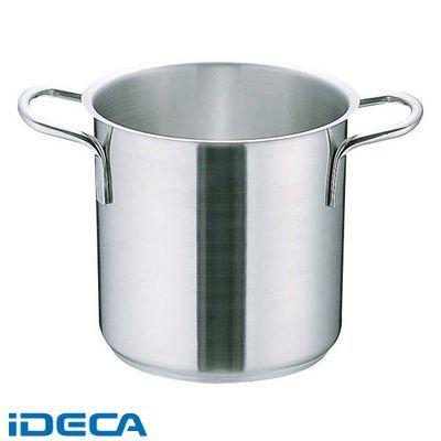 CR18054 ムラノ インダクション18-8寸胴鍋 (蓋無)45