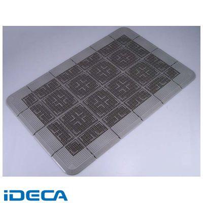 DM46307 クロスハードマット 900×1200 グレー