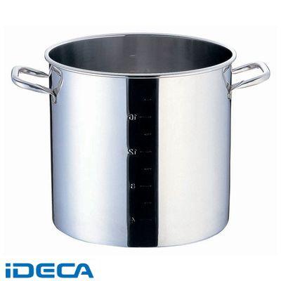 DN12858 SAパワー・デンジ寸胴鍋 目盛付 蓋無 39cm